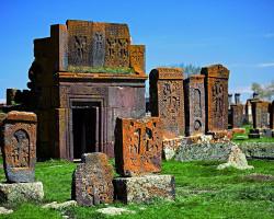 Noratus cemetery