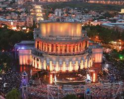 Opera & Balet National Academic Theatre