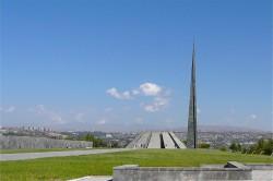 Tsitsernakaberd - Genocide Memorial