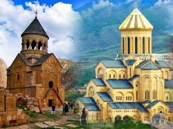 Armenia - Georgia Christian Caucasus