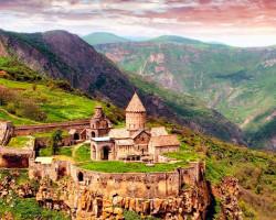 Travel all over the Armenia